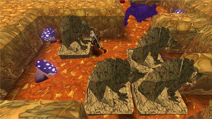 全新动作RPG《Cresa Mars Stroy》推出公测试玩