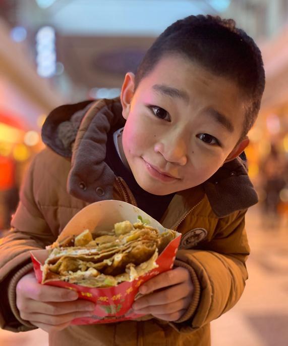 苹果官网展示:iPhone XR 镜头下的中国春节