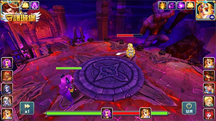 3D塔防手游 《守护城堡》将于2月21日开启测试
