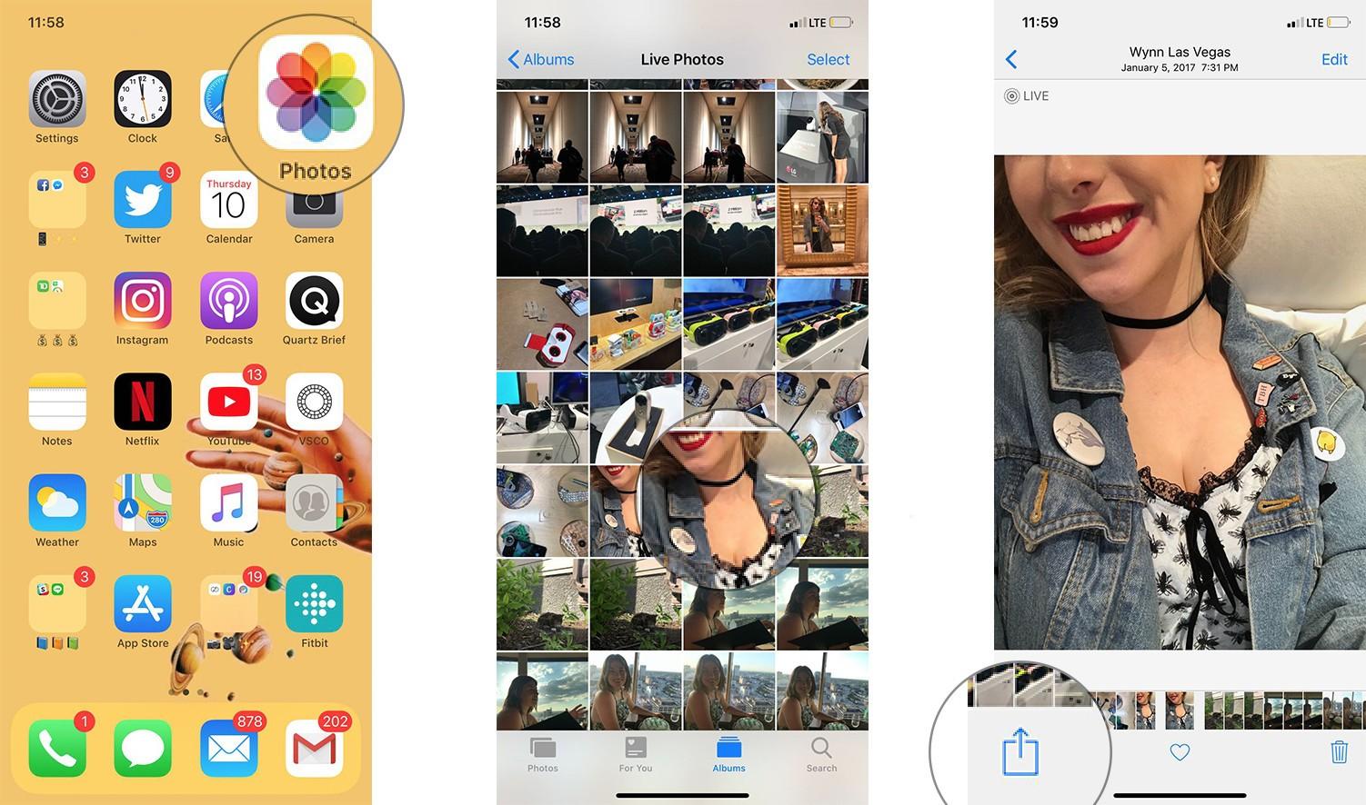 终极指南 | 如何在 iPhone 使用「实况照片」?