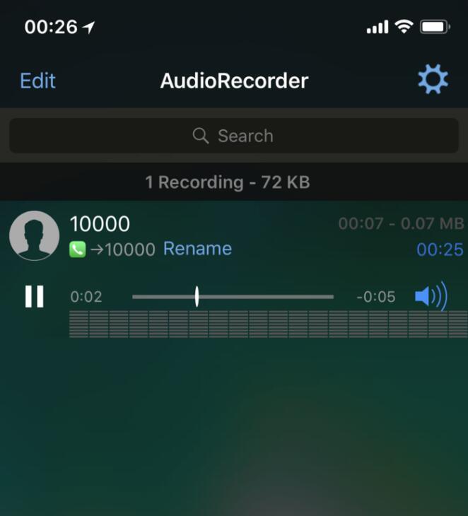 iOS 11.0 - 11.1.2 Electra越狱 AudioRecorder通话录音安装教程