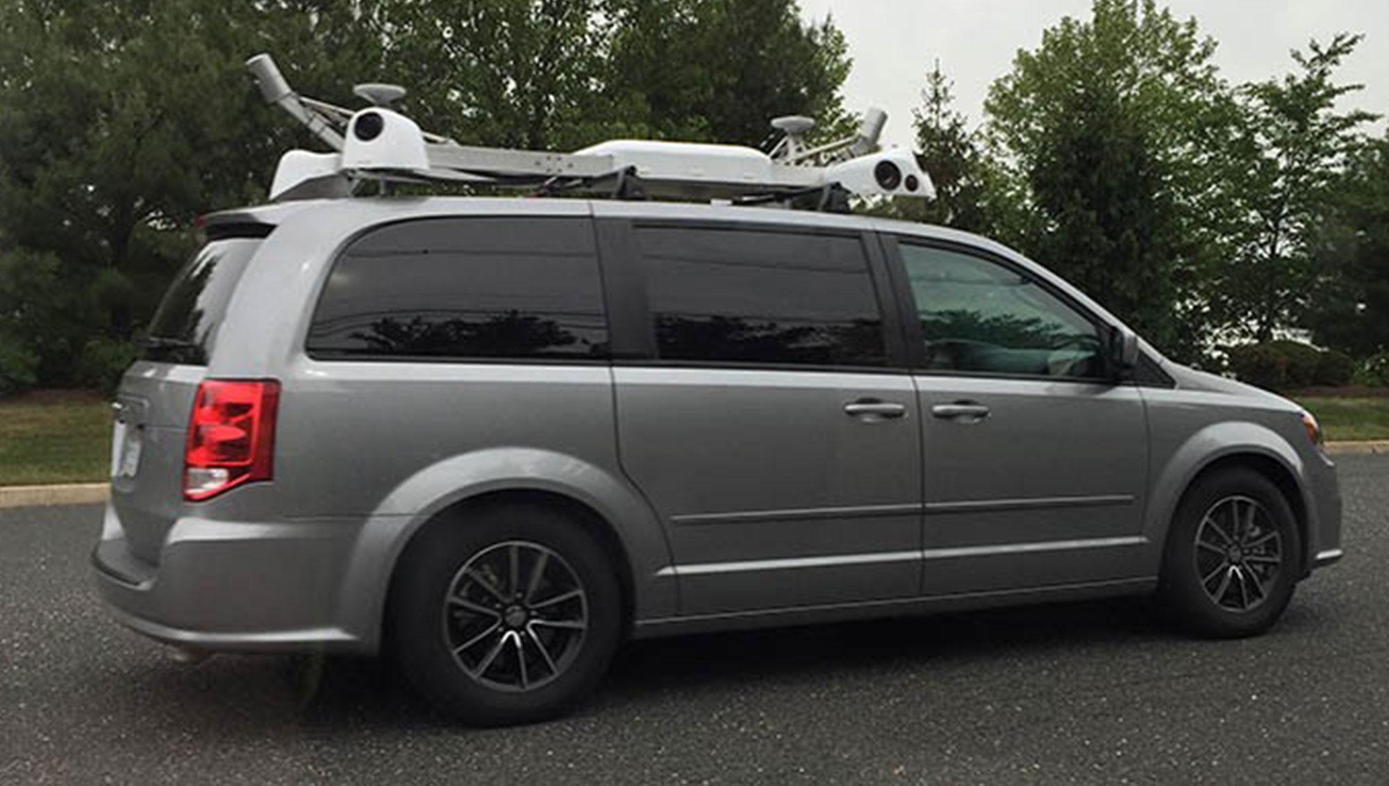 苹果自研 Apple Car 或将以电动商务车形式出现
