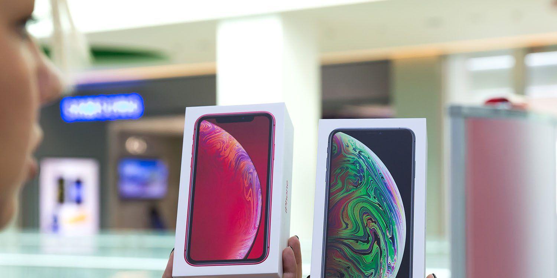 数据:上季度 iPhone 销量遭遇三年来最大降幅