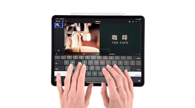 苹果官方发布 iPad Pro 视频:讲述如何发挥其生产力