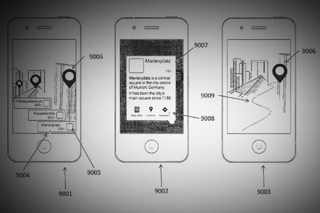 苹果还在研发 AR 眼镜? 相关技术已经申请美国专利