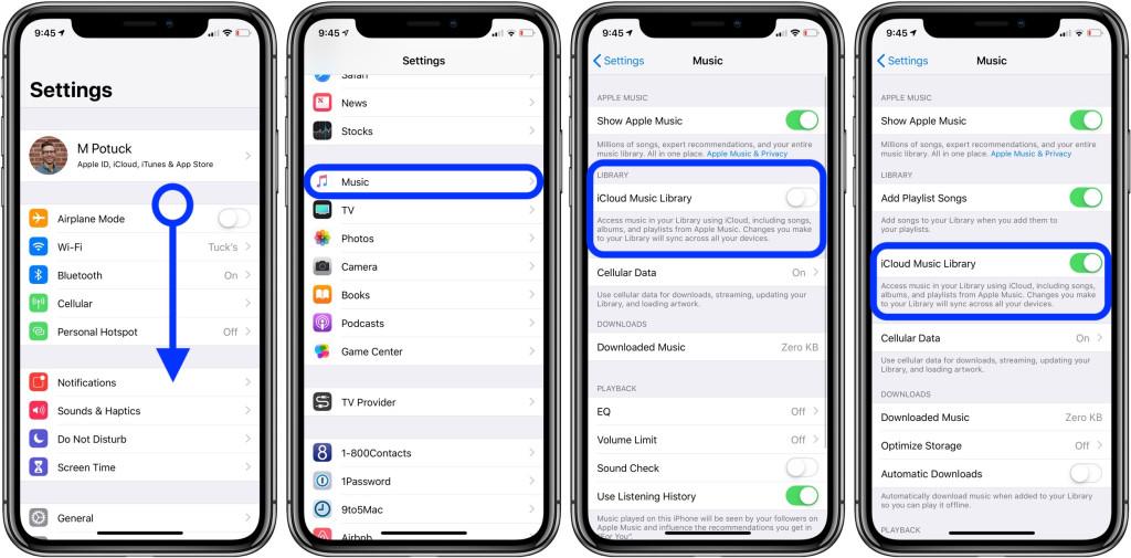 Apple Music 音乐资料库不见了怎么办?iTunes 收藏音乐消失怎么办?
