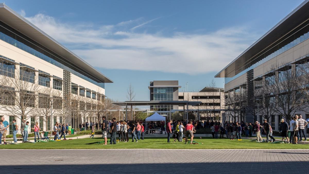苹果圣迭戈技术中心扩招:共计新增 1200 个职位