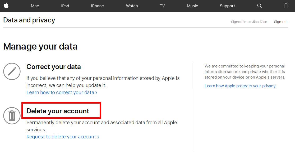Apple ID 可以注销吗,如何修改与 Apple ID 相关的账户信息?
