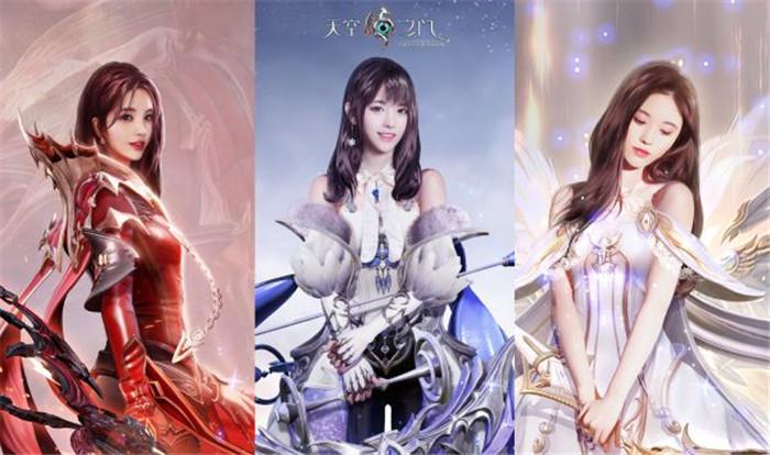 鞠婧祎倾情力荐 中文游戏发行《天空之门》手游3月14日全平台公测