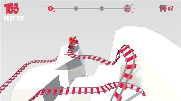 这游戏有毒 我摇摆得停不下来了 Tiny Loops试玩