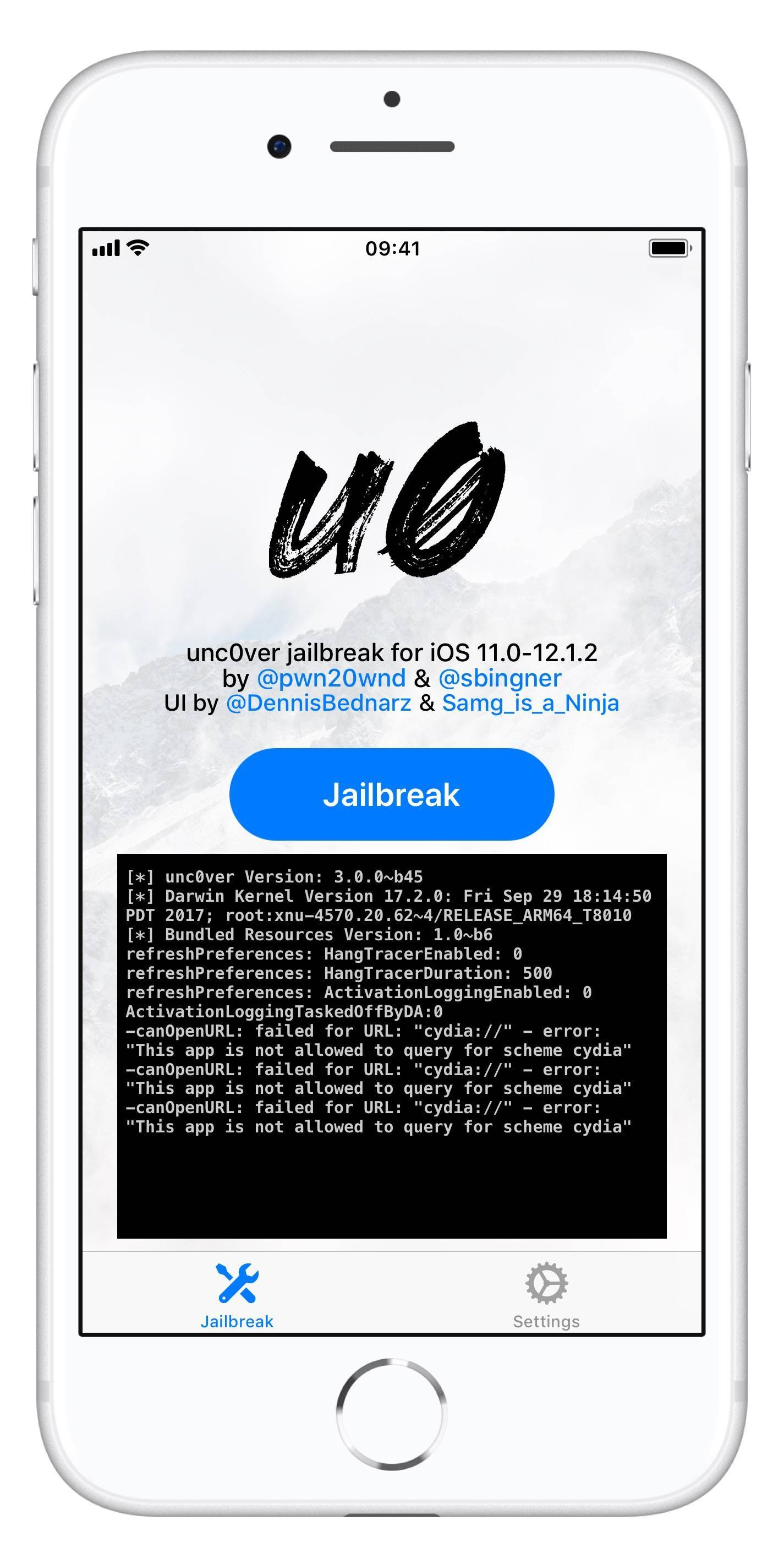 iOS12.0 - 12.1.2 清除越狱环境教程