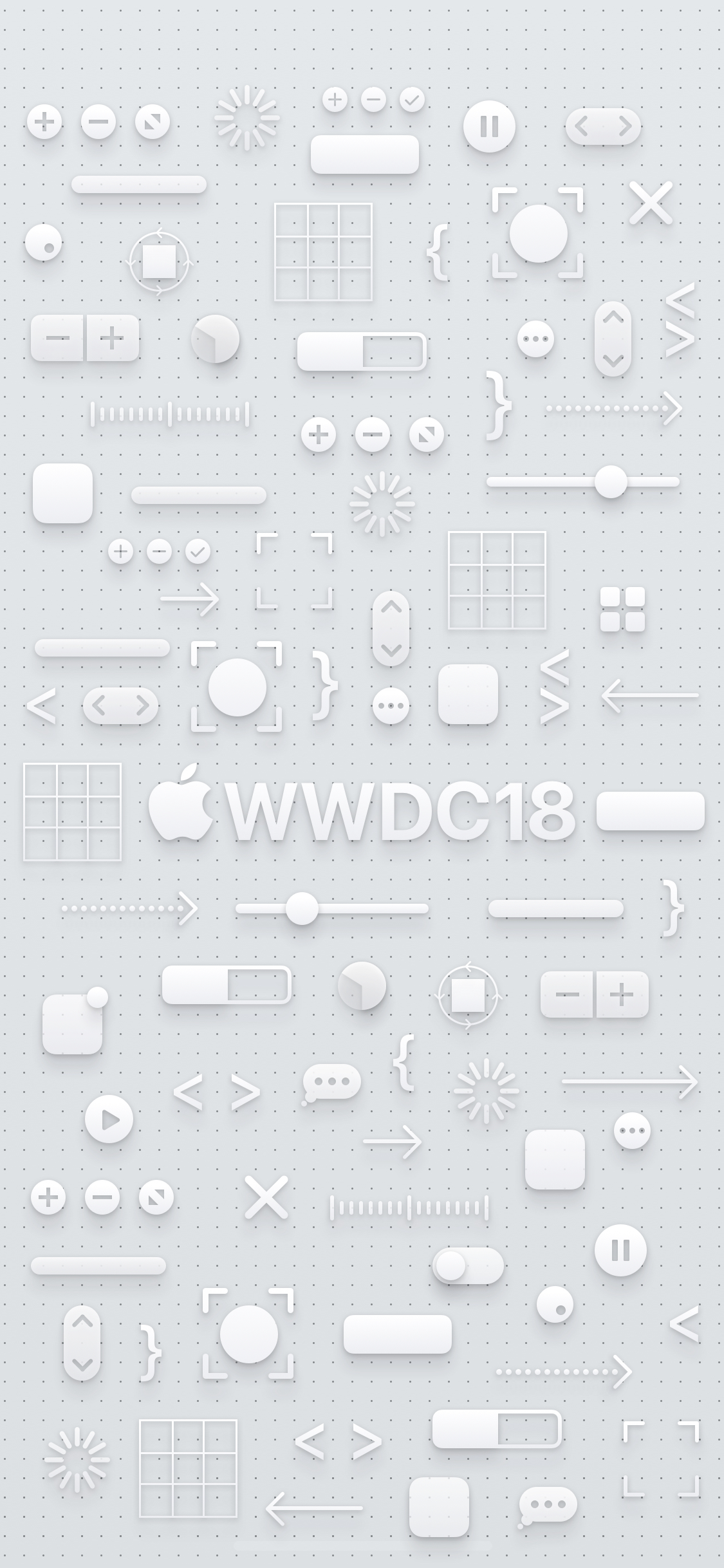 WWDC 2015 - WWDC 2019 壁纸合集