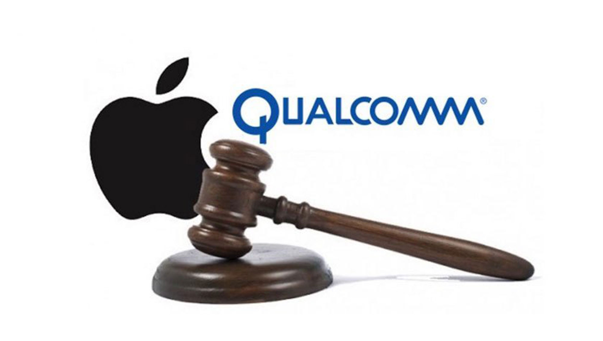 蘋果高通專利糾紛案中,陪審團認定蘋果侵權高通三項專利