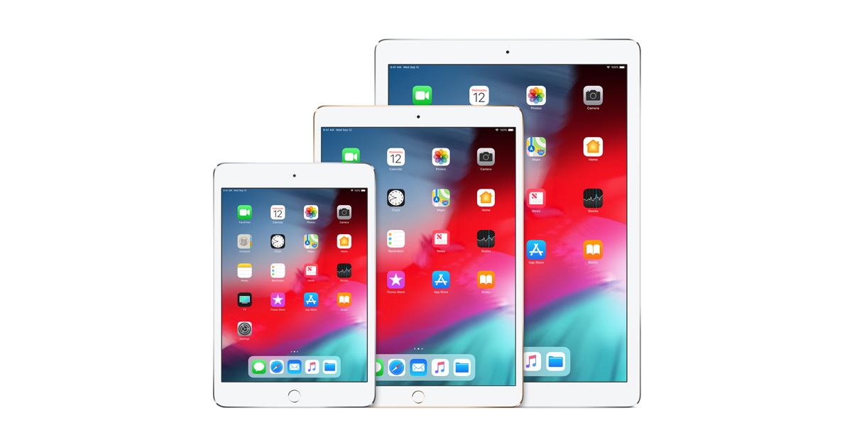 随着两款新 iPad 发布,苹果下架 10.5 英寸 iPad Pro