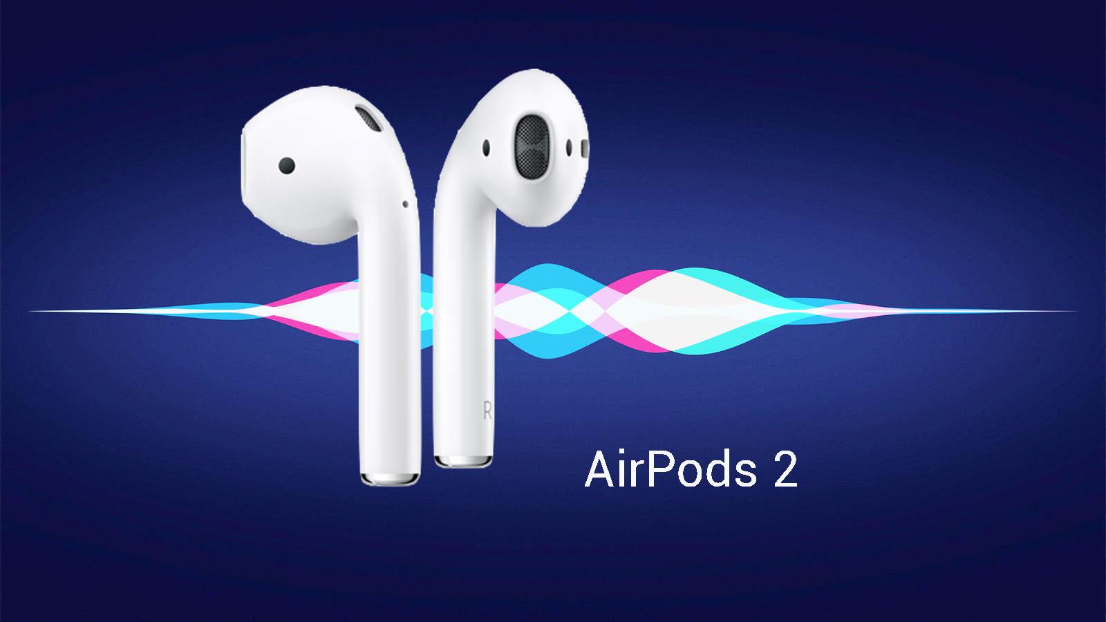 按传闻组合的完美 AirPods 2,你最期待哪些改进?