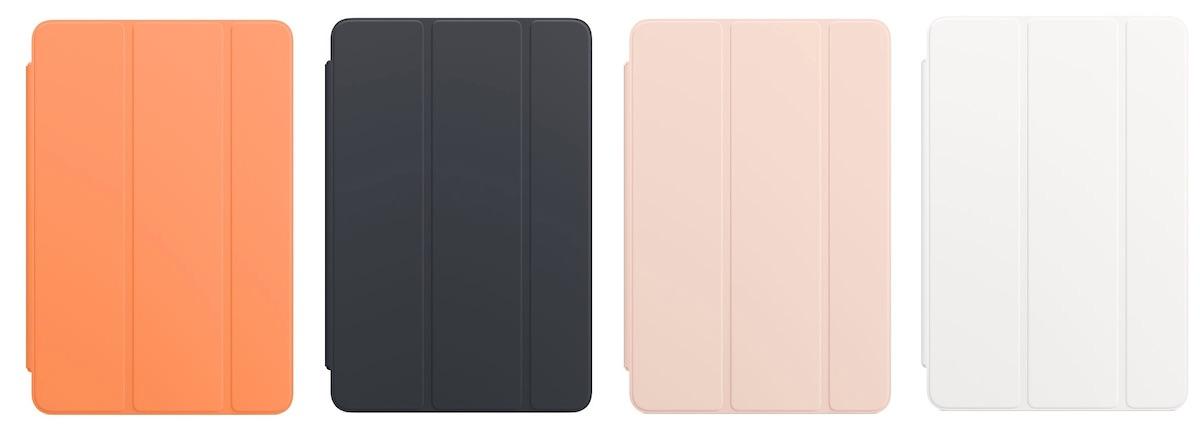 苹果为全新 iPad Air 和 iPad mini 发布智能保护壳