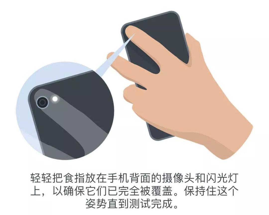 教你如何用 iPhone 闪光灯测心率
