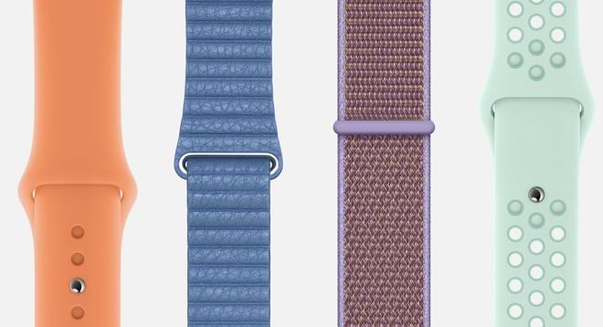 """""""科技以換殼為本"""" 蘋果上架新配色手機殼和錶帶"""