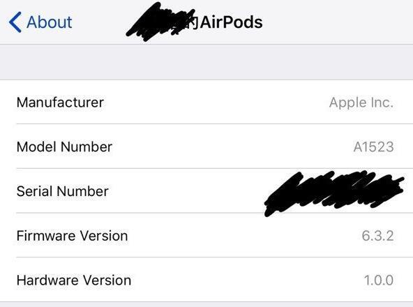 跳跃式升级:苹果 AirPods 升级最新 6.3.2 固件