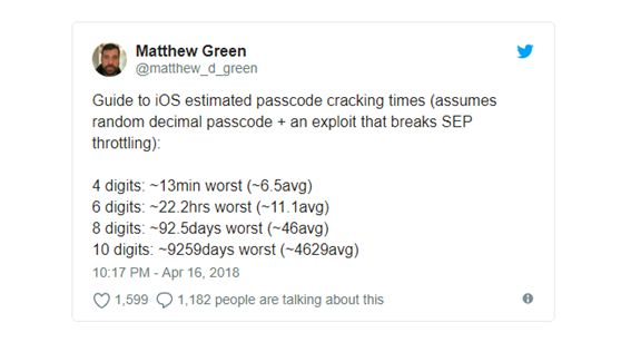 为什么不要再为 iPhone 设置 6 位数密码?如何设置复杂密码?