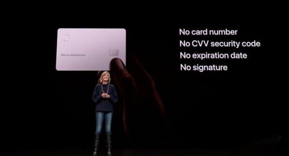 苹果Apple Card是什么?如何申请Apple Card?