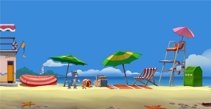 夏日游轮狂欢《猫和老鼠》不限号测试今日开启