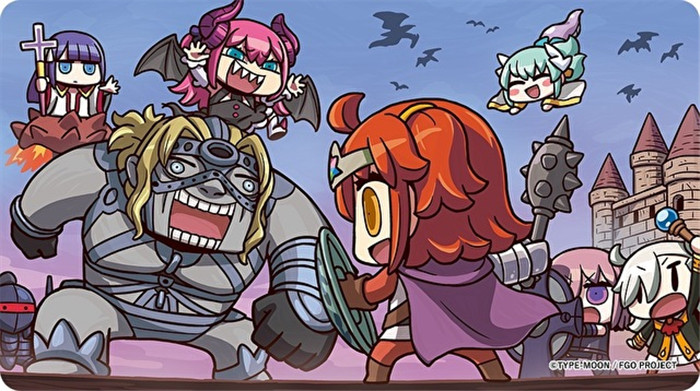 原野探索型RPG《Fate/Grand Order Quest》推出