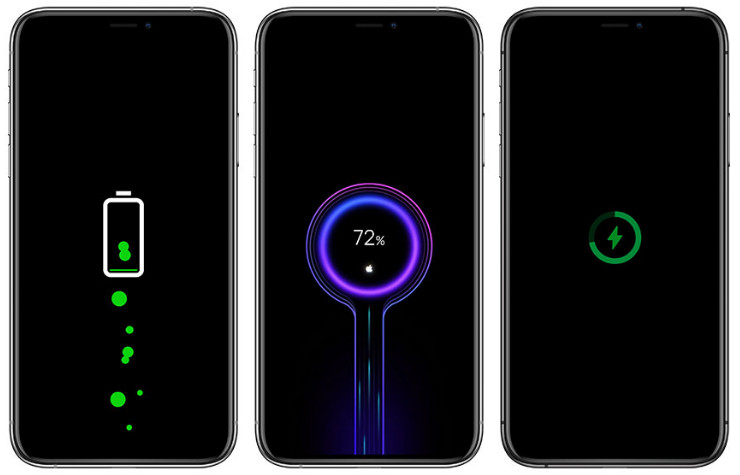 如何给 iPhone 设置锁屏充电动画?