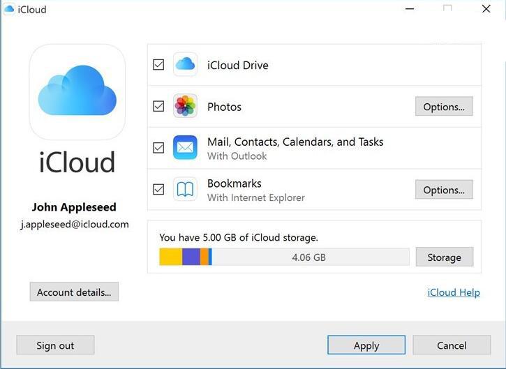 曝苹果iCloud App将登陆微软Windows 10商店