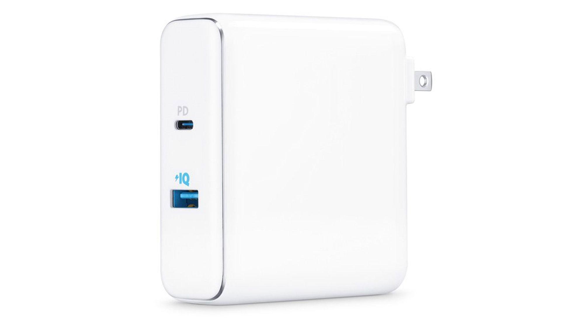 苹果官网上架 Anker 二合一充电器 PowerCore Fusion
