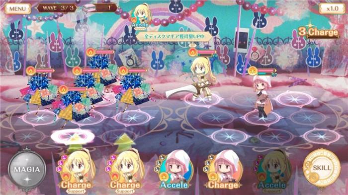 《魔法纪录 魔法少女小圆外传》宣布推出PC端