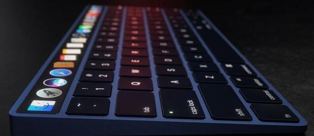 苹果新专利:面容 ID 可能用于电脑 独立键盘上装触控