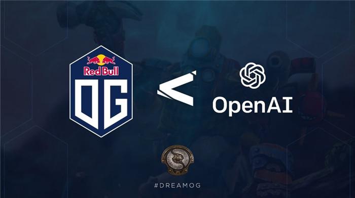 《Dota2》世界冠军OG与AI战队对战 人类冠军惨遭零封