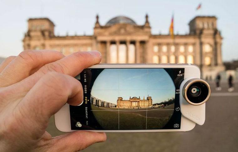 iPhone 拍照效果能够否媲美单反?手机摄影能否取代相机?