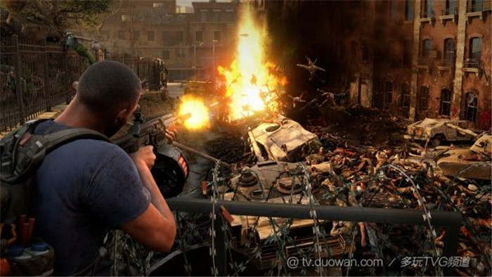 《僵尸世界大战》首周全平台销量已破百万份