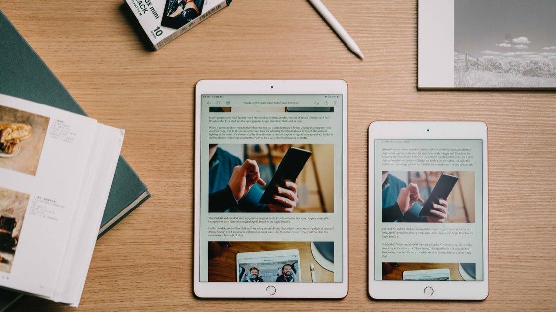 哪款 iPad 更适合你?iPad Air、iPad Pro、iPad mini、iPad 大比拼