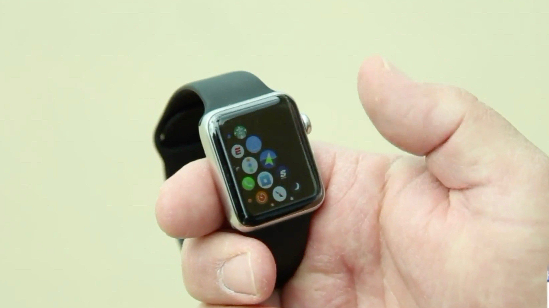 Apple Watch 掉入海中 6 个月后被找回,仍可正常工作