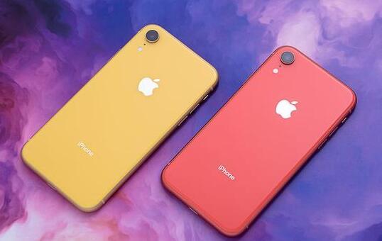 苹果 iPhone XR 2 配置参数曝光:后置双摄/大电池/5000元起步