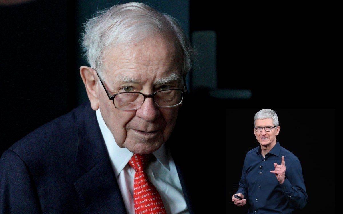 库克参加巴菲特股东大会后接受采访,表示对巴菲特长期持股非常激动