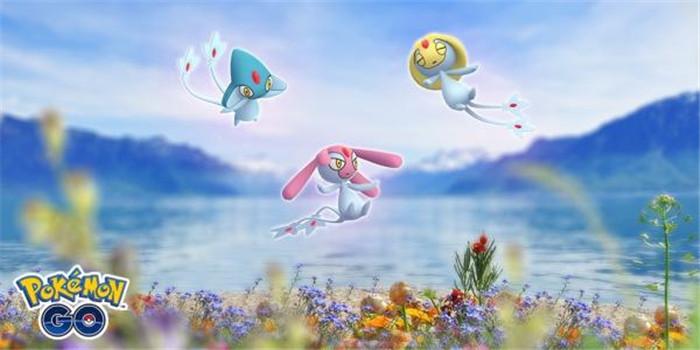 《Pokémon GO》宣布三只传说宝可梦登录道馆战
