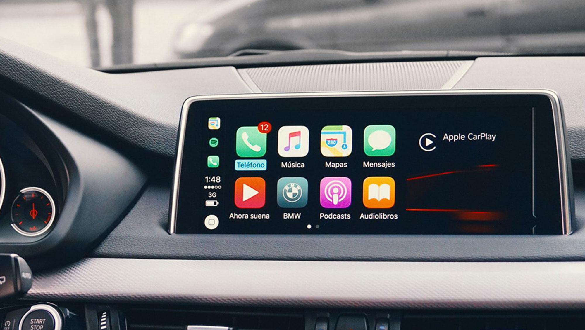 因订阅服务宕机,宝马车主无法正常使用 CarPlay