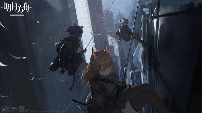 《明日方舟》:二次元游戏圈许久不见的狂欢