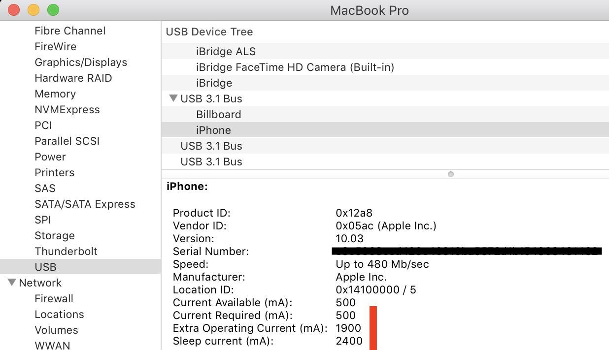 MacBook 笔记本可以直接为 iPhone 进行快充吗?