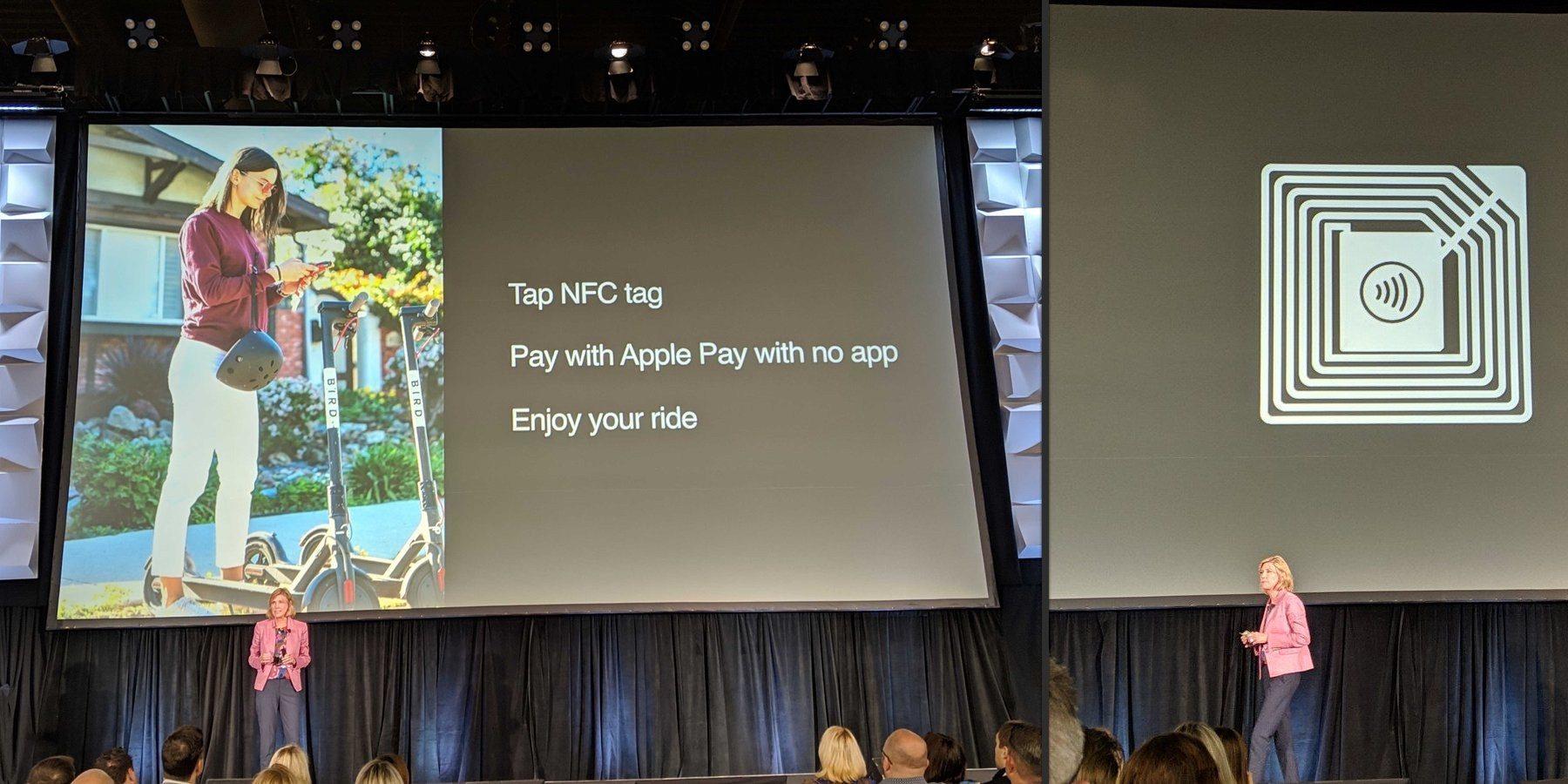 苹果宣布 Apple Pay 支持 NFC 标签