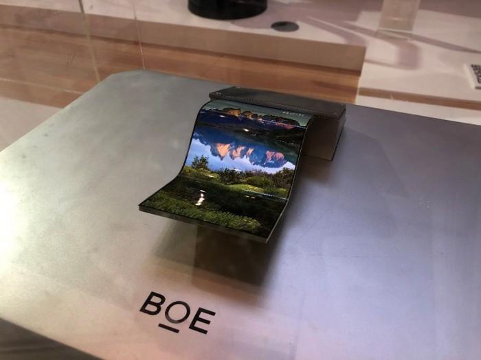 苹果有意选择中国柔性屏幕面板供应商,京东方已获得供货资质