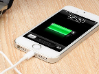 iPhone6充电时出现英文字母怎么办