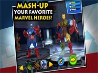 一周新游榜:混合破坏:漫威超级英雄合体等
