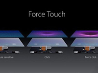 iPhone 6s放绝招 Force Touch功能揭秘