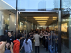 苹果iPhone6s正式开卖:首发盛况依旧