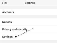 升级iOS9后微博变英文怎么设置